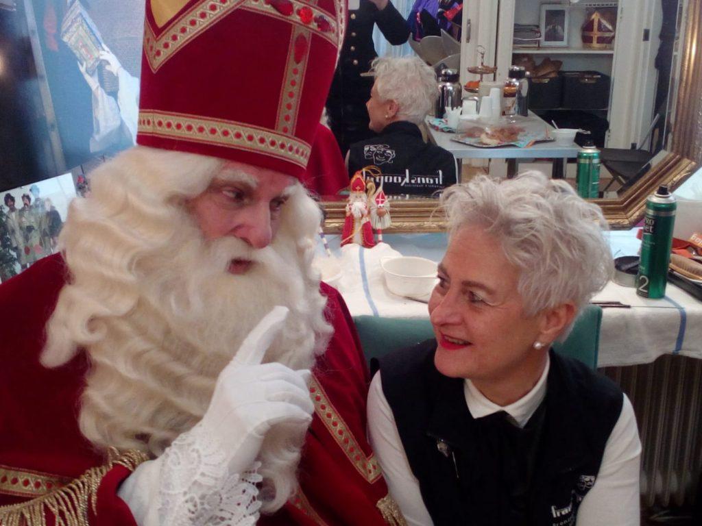 Grime Sinterklaas Frans Koopal