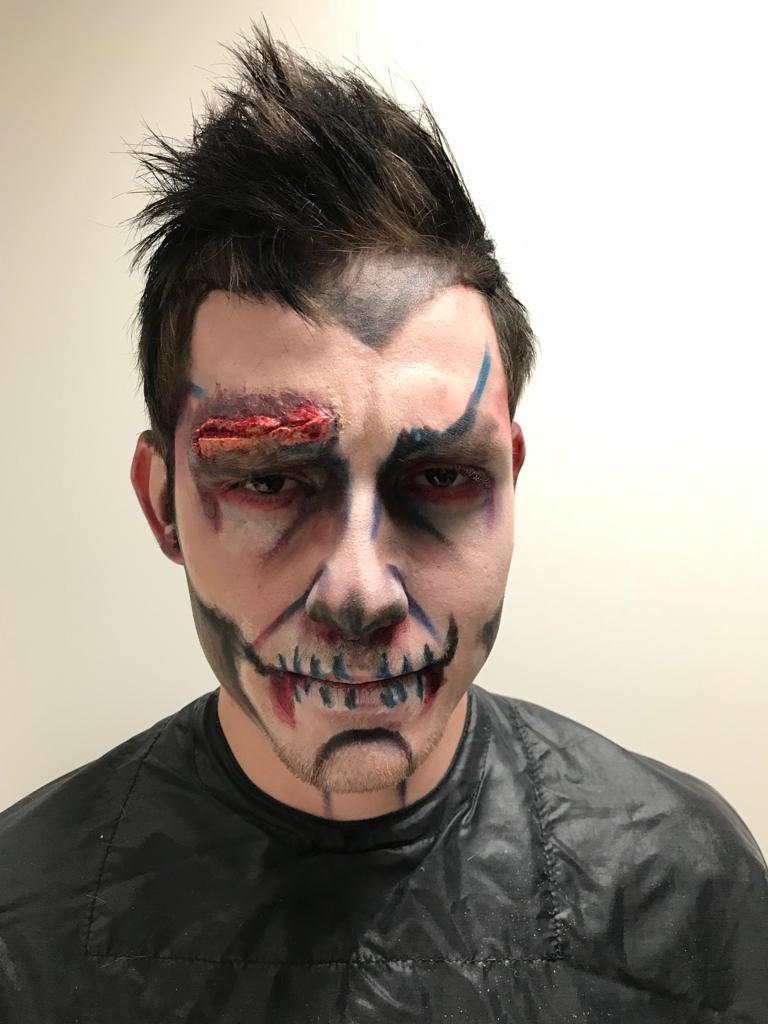 Halloween Grime zombie 1 Frans Koopal