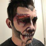 Halloween Grime 2 zombie Frans Koopal
