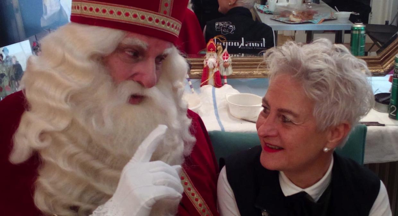 Activiteiten Frans Koopal Sinterklaas