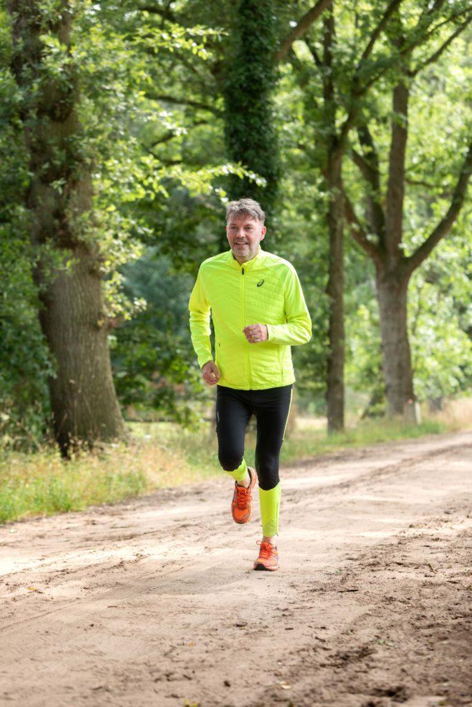 Frans Koopal Haarwerk hardlopen